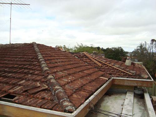 telhado no bacacheri